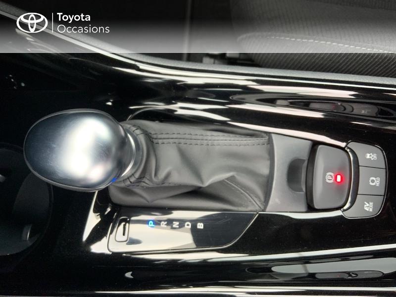 Photo 23 de l'offre de TOYOTA C-HR 122h Graphic 2WD E-CVT RC18 à 23490€ chez Altis - Toyota Auray