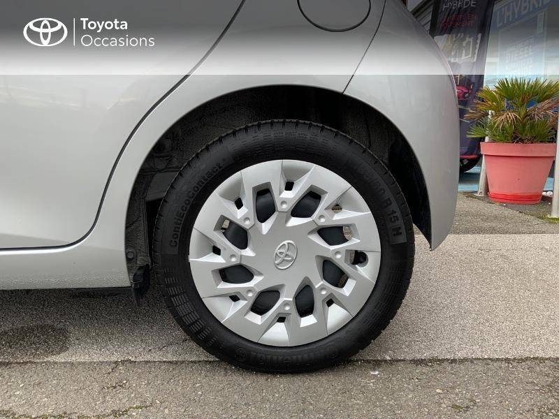 Photo 16 de l'offre de TOYOTA Aygo 1.0 VVT-i 72ch x-play 5p à 9890€ chez Altis - Toyota Auray