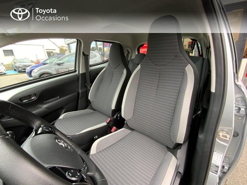 Photo 11 de l'offre de TOYOTA Aygo 1.0 VVT-i 72ch x-play 5p à 9890€ chez Altis - Toyota Auray