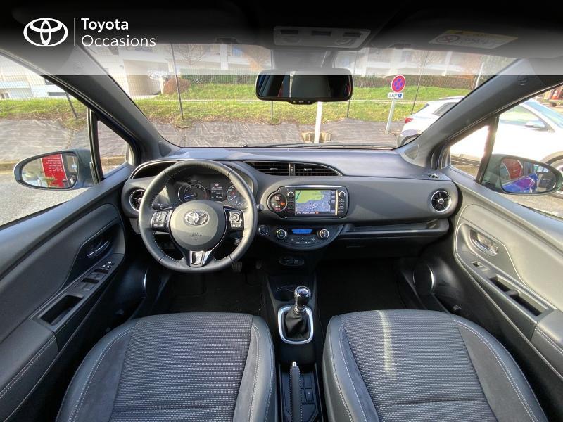 Photo 8 de l'offre de TOYOTA Yaris 110 VVT-i Chic 5p à 10990€ chez Altis - Toyota Auray