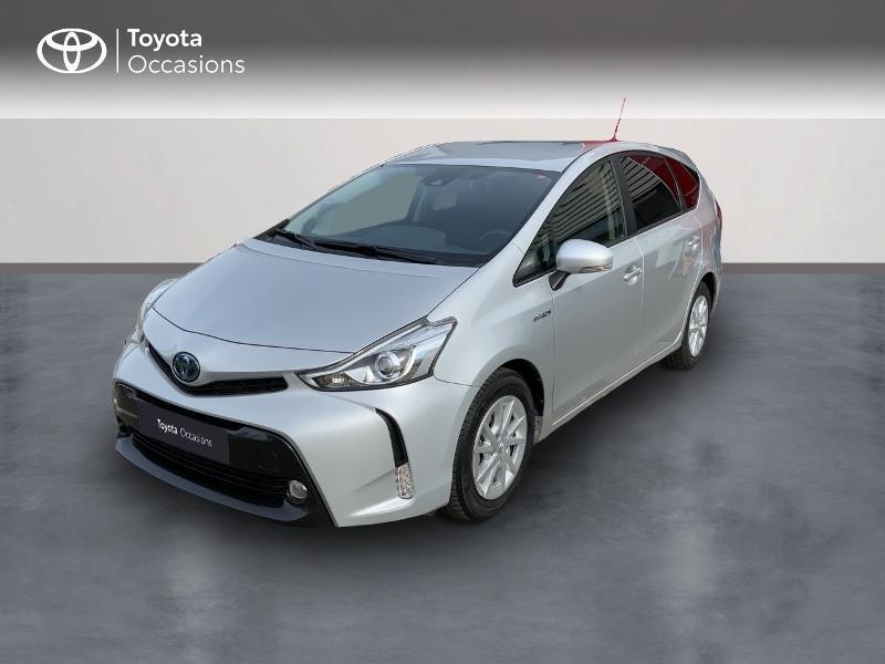 Toyota Prius+ 136h Dynamic Business TSS Hybride GRIS ALUMINIUM Occasion à vendre