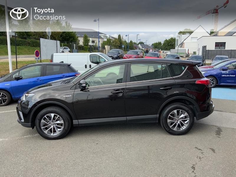 Photo 27 de l'offre de TOYOTA RAV4 197 Hybride Design Business 2WD CVT à 22990€ chez Altis - Toyota Auray