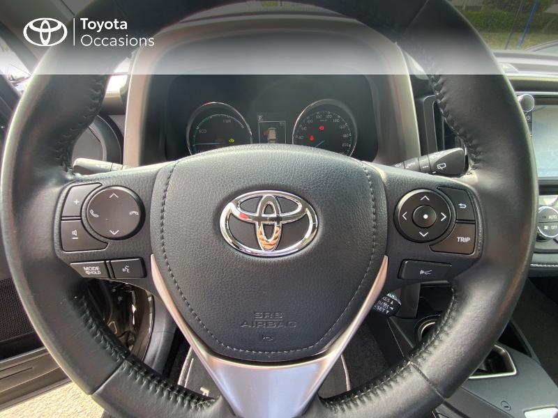 Photo 13 de l'offre de TOYOTA RAV4 197 Hybride Design Business 2WD CVT à 22990€ chez Altis - Toyota Auray