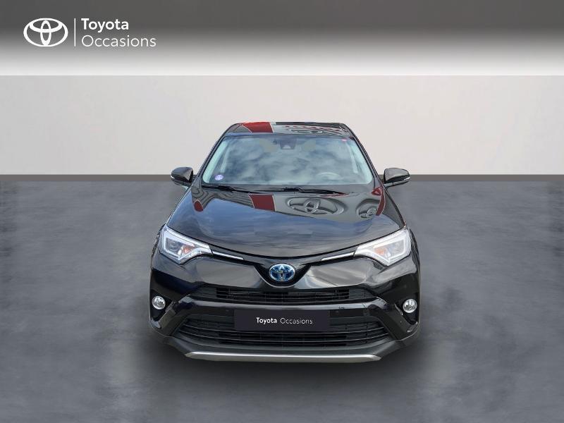 Photo 5 de l'offre de TOYOTA RAV4 197 Hybride Design Business 2WD CVT à 22990€ chez Altis - Toyota Auray