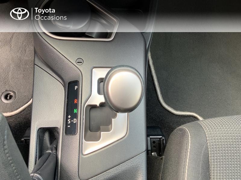 Photo 23 de l'offre de TOYOTA RAV4 197 Hybride Design Business 2WD CVT à 22990€ chez Altis - Toyota Auray