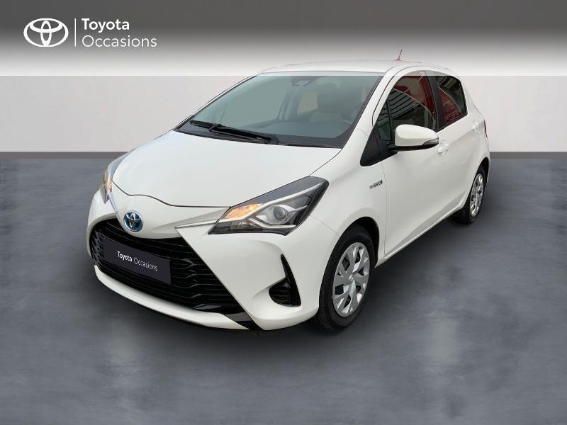 Photo 1 de l'offre de TOYOTA Yaris 100h France 5p à 11990€ chez Altis - Toyota Auray