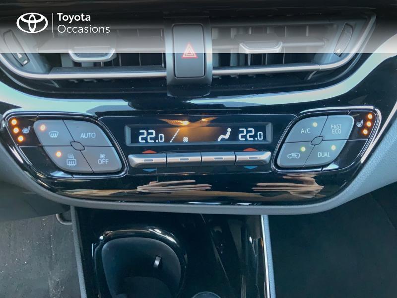 Photo 22 de l'offre de TOYOTA C-HR 122h Edition 2WD E-CVT RC18 à 21890€ chez Altis - Toyota Auray
