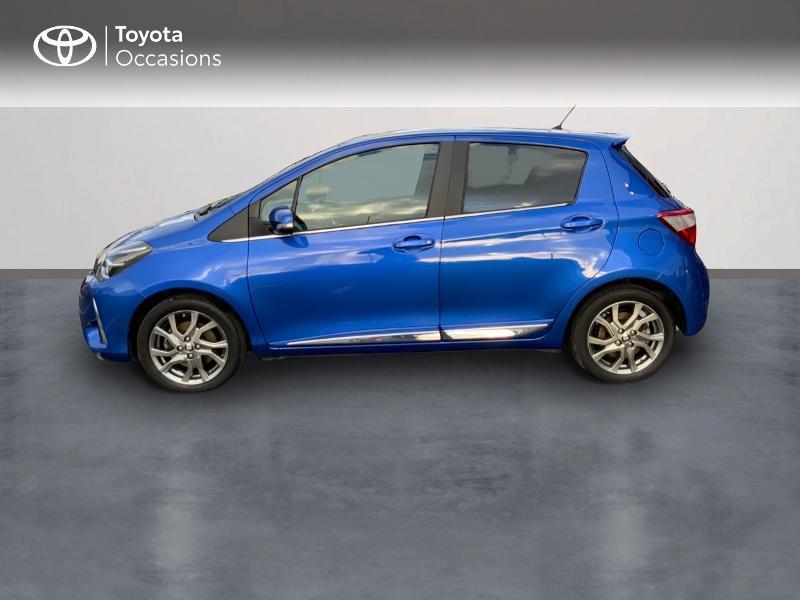 Photo 3 de l'offre de TOYOTA Yaris 110 VVT-i Chic 5p à 10990€ chez Altis - Toyota Auray