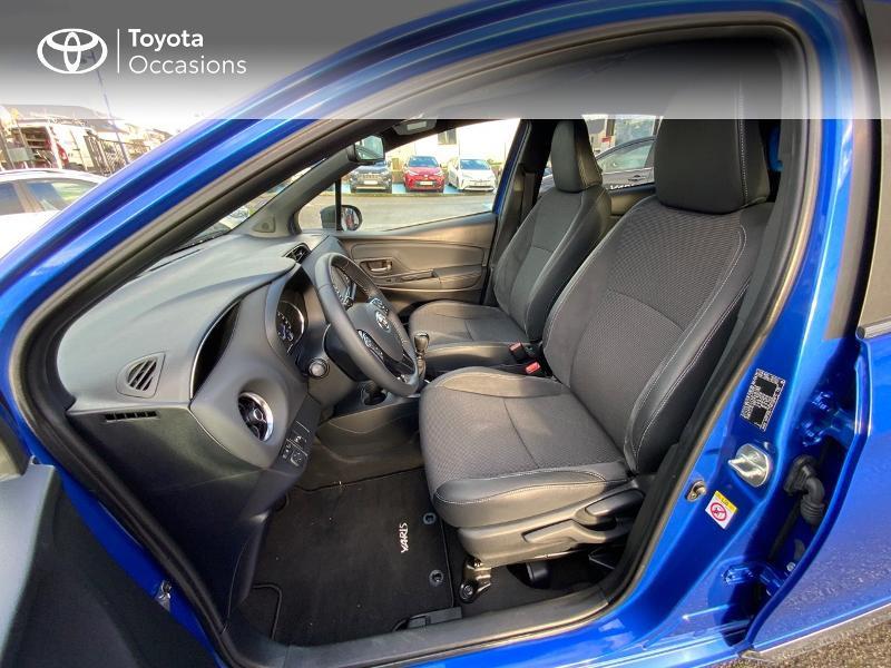 Photo 11 de l'offre de TOYOTA Yaris 110 VVT-i Chic 5p à 10990€ chez Altis - Toyota Auray