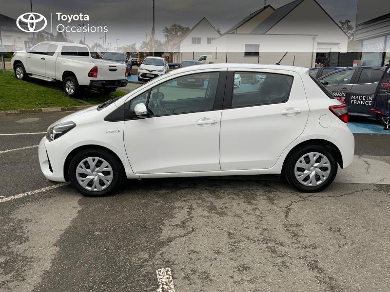 Photo 27 de l'offre de TOYOTA Yaris 100h France 5p à 11990€ chez Altis - Toyota Auray