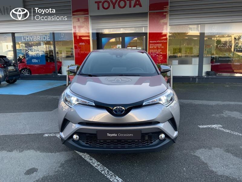 Photo 29 de l'offre de TOYOTA C-HR 122h Edition 2WD E-CVT RC18 à 21890€ chez Altis - Toyota Auray