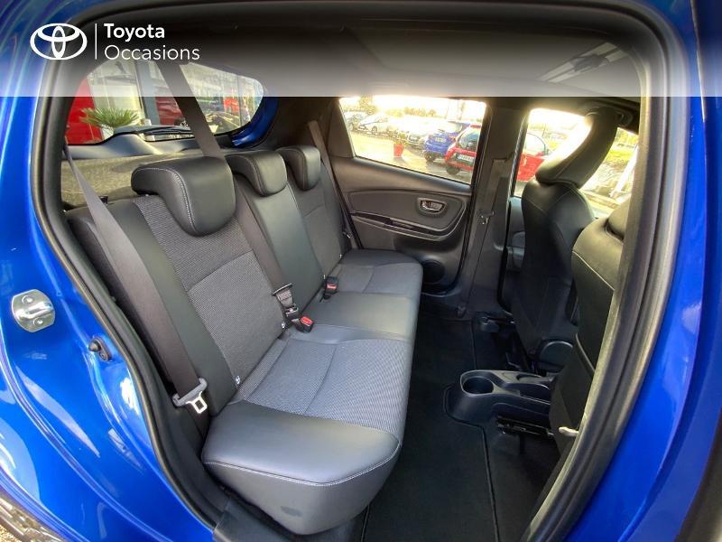 Photo 7 de l'offre de TOYOTA Yaris 110 VVT-i Chic 5p à 10990€ chez Altis - Toyota Auray