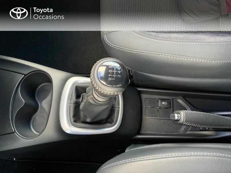 Photo 23 de l'offre de TOYOTA Yaris 110 VVT-i Chic 5p à 10990€ chez Altis - Toyota Auray