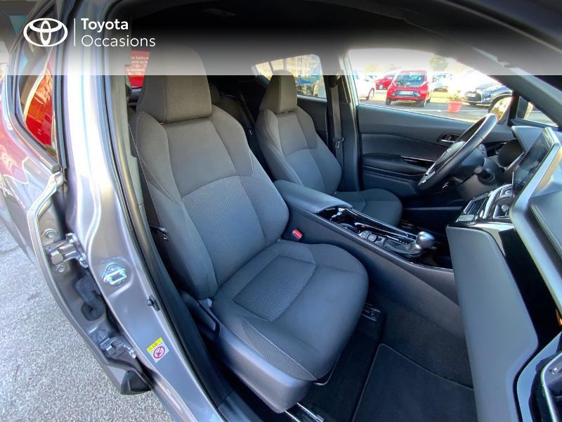 Photo 6 de l'offre de TOYOTA C-HR 122h Edition 2WD E-CVT RC18 à 21890€ chez Altis - Toyota Auray