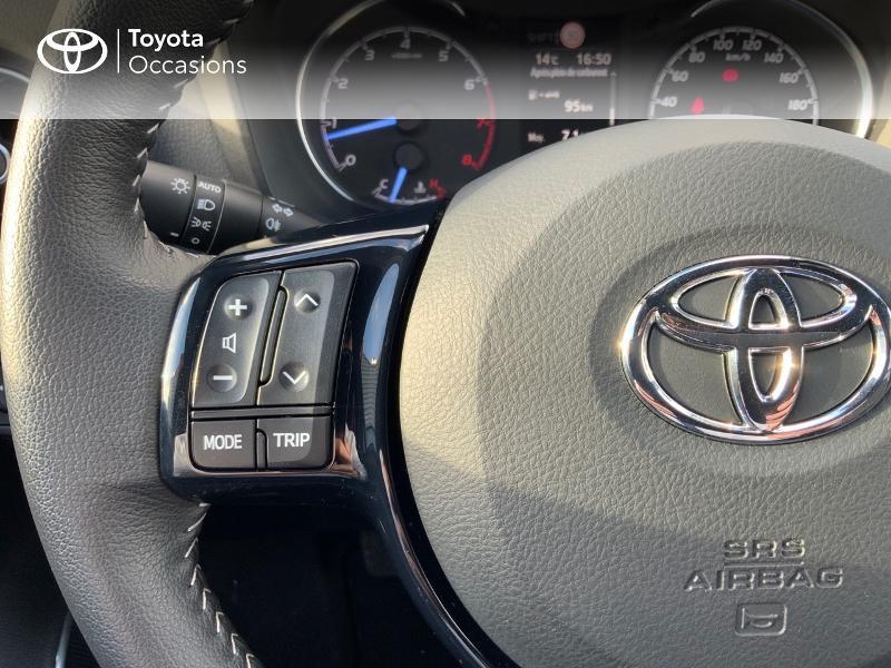 Photo 20 de l'offre de TOYOTA Yaris 110 VVT-i Chic 5p à 10990€ chez Altis - Toyota Auray