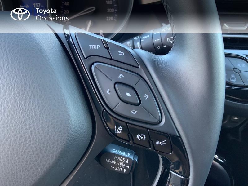 Photo 20 de l'offre de TOYOTA C-HR 122h Edition 2WD E-CVT RC18 à 21890€ chez Altis - Toyota Auray