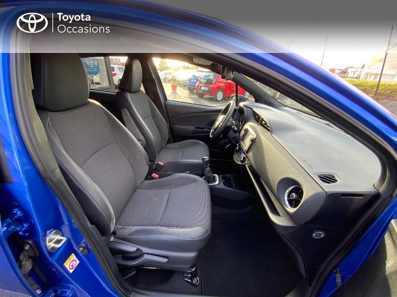 Photo 6 de l'offre de TOYOTA Yaris 110 VVT-i Chic 5p à 10990€ chez Altis - Toyota Auray