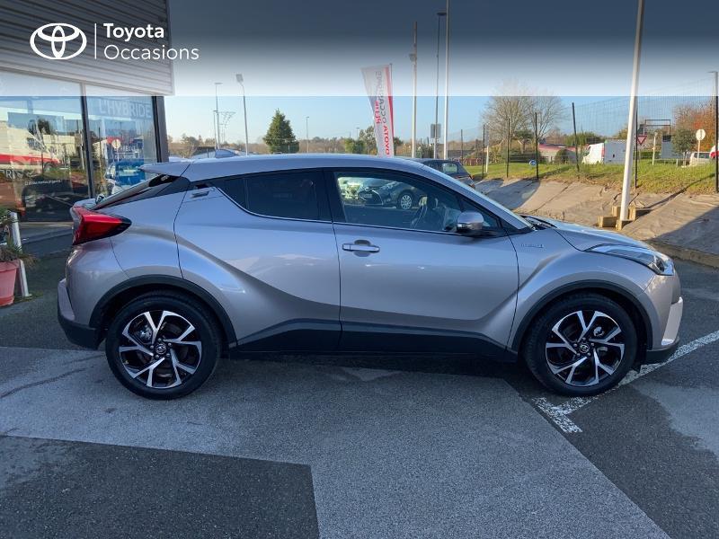 Photo 17 de l'offre de TOYOTA C-HR 122h Edition 2WD E-CVT RC18 à 21890€ chez Altis - Toyota Auray
