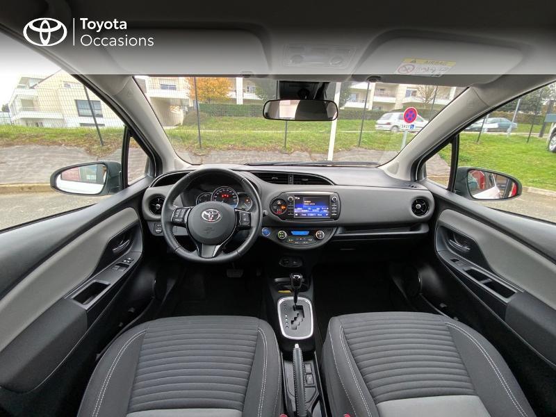 Photo 8 de l'offre de TOYOTA Yaris 100h France 5p à 11990€ chez Altis - Toyota Auray