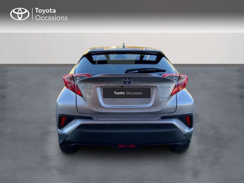 Photo 4 de l'offre de TOYOTA C-HR 122h Edition 2WD E-CVT RC18 à 21890€ chez Altis - Toyota Auray