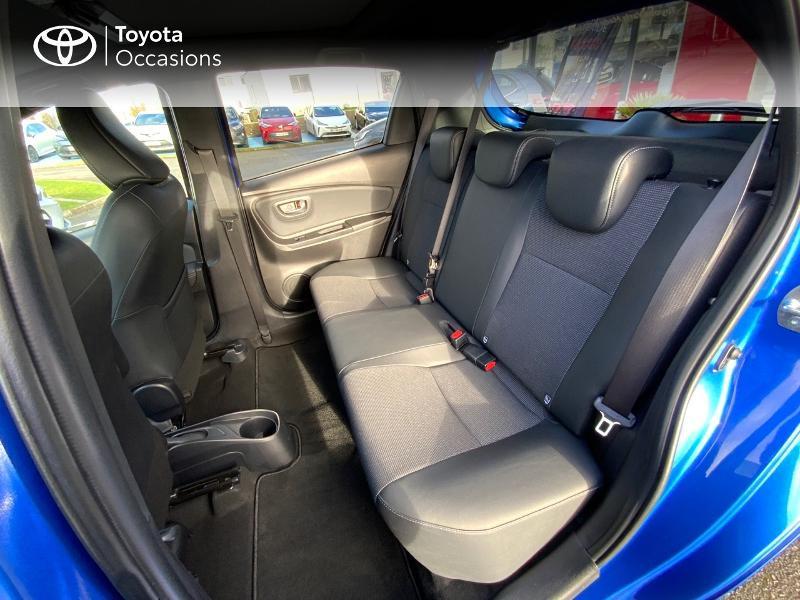 Photo 12 de l'offre de TOYOTA Yaris 110 VVT-i Chic 5p à 10990€ chez Altis - Toyota Auray