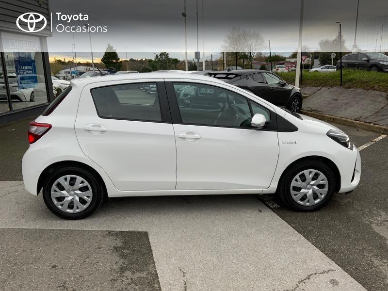 Photo 17 de l'offre de TOYOTA Yaris 100h France 5p à 11990€ chez Altis - Toyota Auray