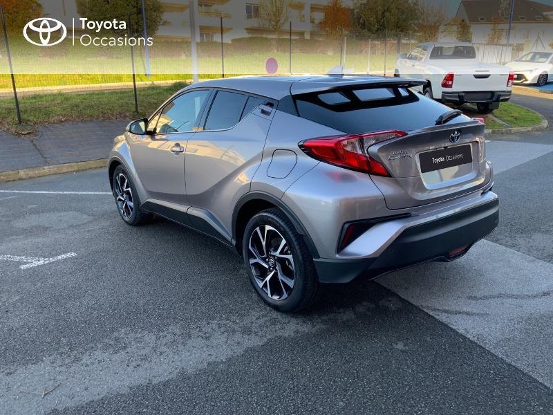 Photo 26 de l'offre de TOYOTA C-HR 122h Edition 2WD E-CVT RC18 à 21890€ chez Altis - Toyota Auray