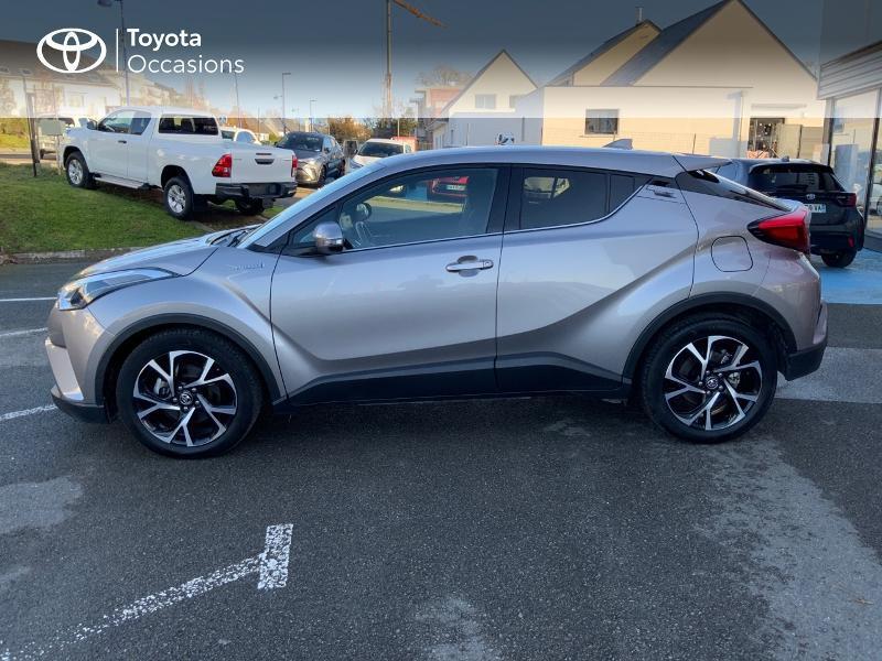 Photo 27 de l'offre de TOYOTA C-HR 122h Edition 2WD E-CVT RC18 à 21890€ chez Altis - Toyota Auray