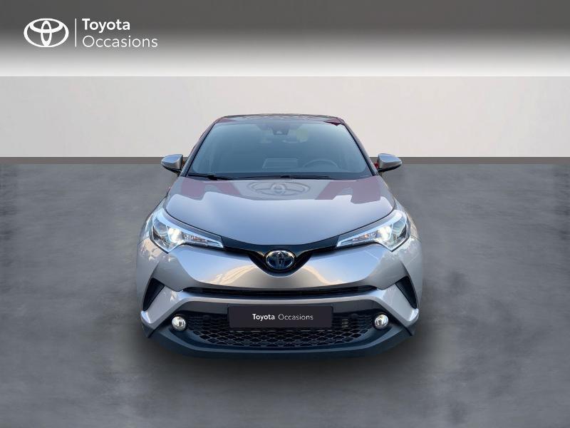 Photo 5 de l'offre de TOYOTA C-HR 122h Edition 2WD E-CVT RC18 à 21890€ chez Altis - Toyota Auray