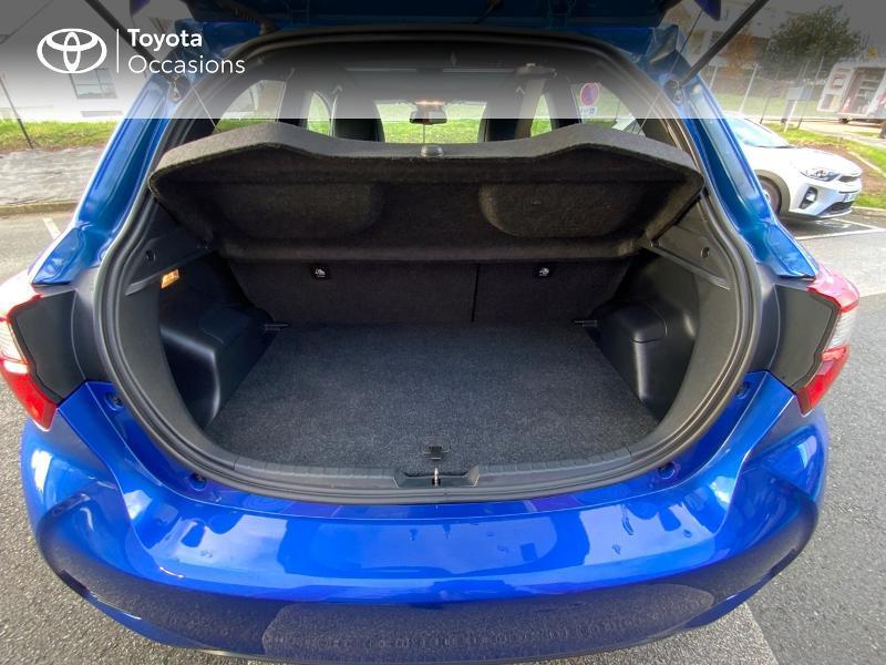 Photo 10 de l'offre de TOYOTA Yaris 110 VVT-i Chic 5p à 10990€ chez Altis - Toyota Auray