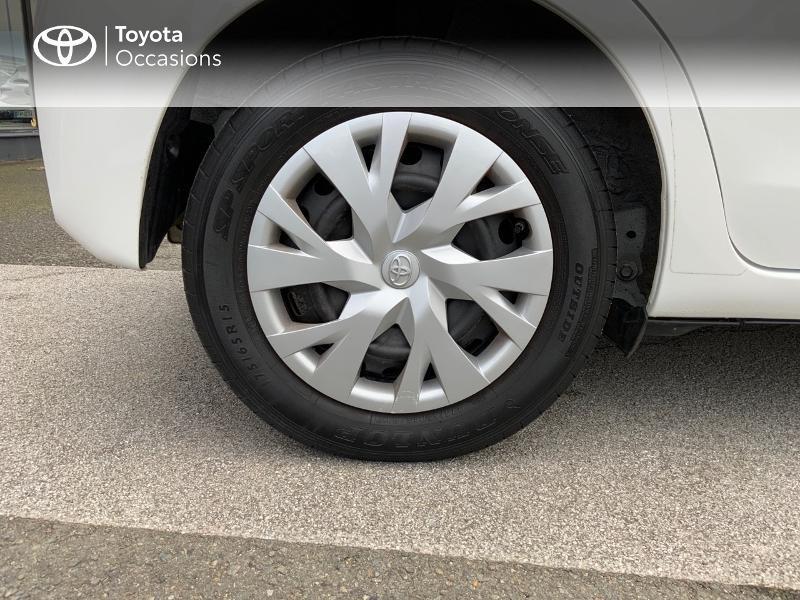 Photo 16 de l'offre de TOYOTA Yaris 100h France 5p à 11990€ chez Altis - Toyota Auray