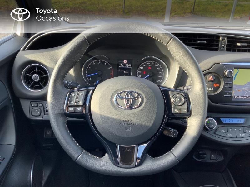 Photo 13 de l'offre de TOYOTA Yaris 110 VVT-i Chic 5p à 10990€ chez Altis - Toyota Auray