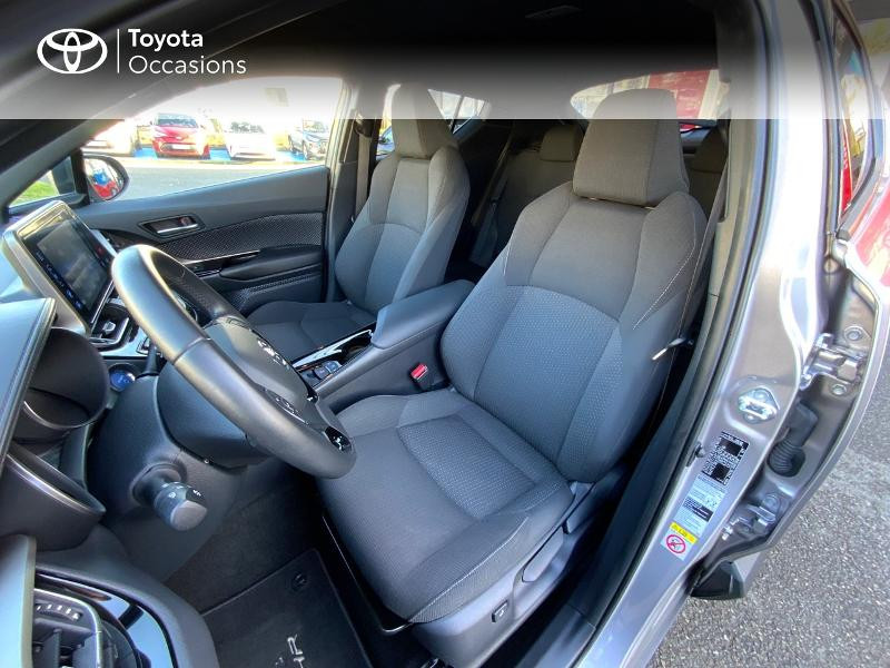 Photo 11 de l'offre de TOYOTA C-HR 122h Edition 2WD E-CVT RC18 à 21890€ chez Altis - Toyota Auray