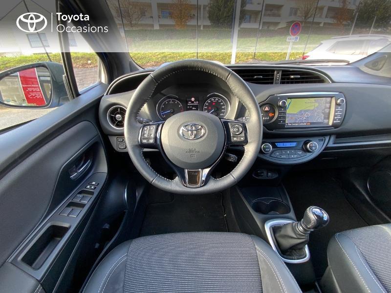 Photo 9 de l'offre de TOYOTA Yaris 110 VVT-i Chic 5p à 10990€ chez Altis - Toyota Auray
