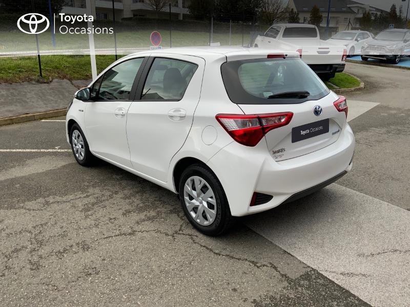 Photo 26 de l'offre de TOYOTA Yaris 100h France 5p à 11990€ chez Altis - Toyota Auray