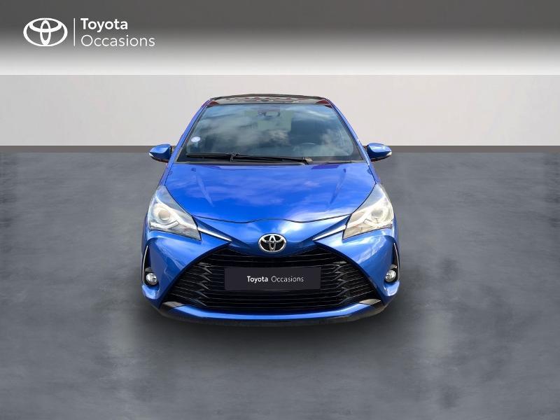 Photo 5 de l'offre de TOYOTA Yaris 110 VVT-i Chic 5p à 10990€ chez Altis - Toyota Auray