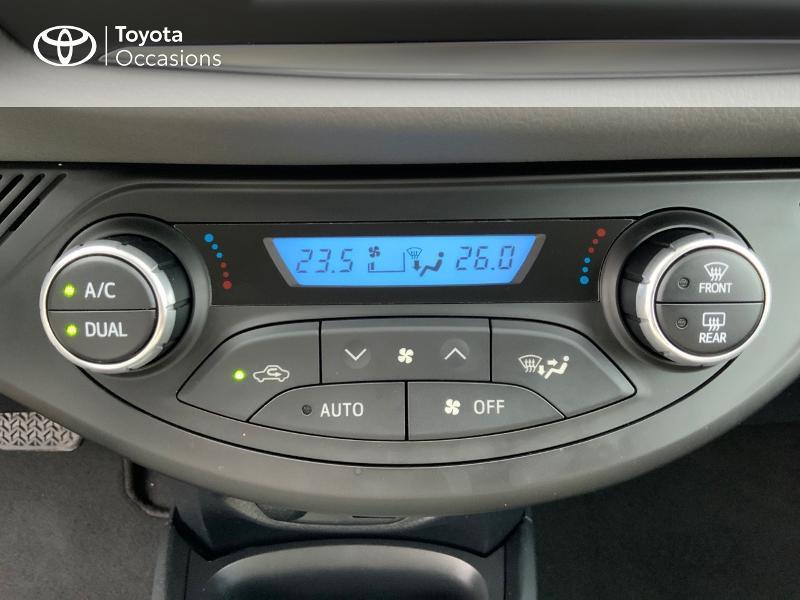 Photo 22 de l'offre de TOYOTA Yaris 100h France 5p à 11990€ chez Altis - Toyota Auray