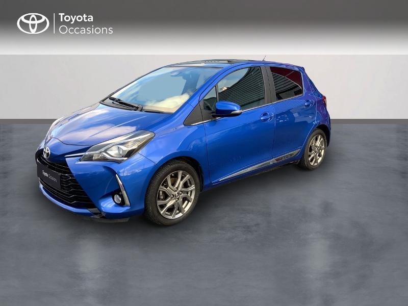 Photo 1 de l'offre de TOYOTA Yaris 110 VVT-i Chic 5p à 10990€ chez Altis - Toyota Auray