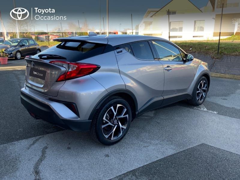 Photo 18 de l'offre de TOYOTA C-HR 122h Edition 2WD E-CVT RC18 à 21890€ chez Altis - Toyota Auray