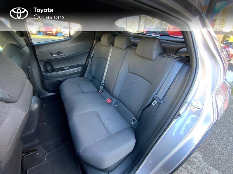 Photo 12 de l'offre de TOYOTA C-HR 122h Edition 2WD E-CVT RC18 à 21890€ chez Altis - Toyota Auray