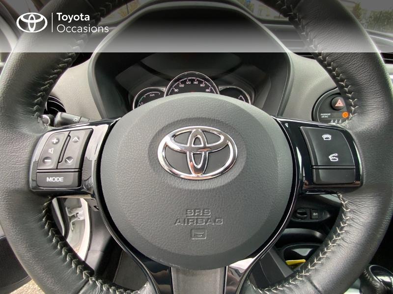 Photo 20 de l'offre de TOYOTA Yaris 100h France 5p à 11990€ chez Altis - Toyota Auray