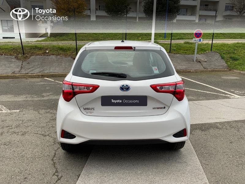 Photo 28 de l'offre de TOYOTA Yaris 100h France 5p à 11990€ chez Altis - Toyota Auray