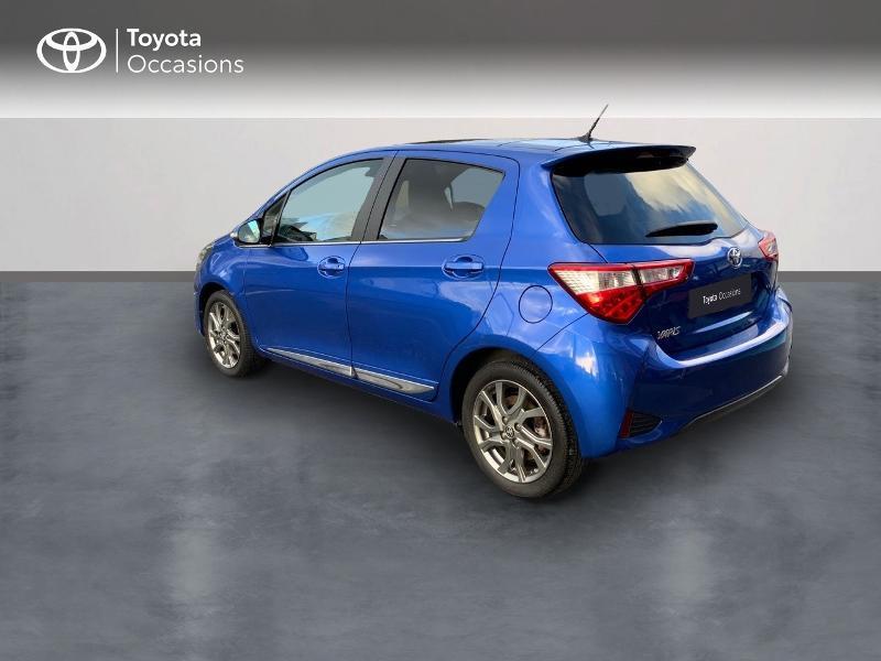 Photo 2 de l'offre de TOYOTA Yaris 110 VVT-i Chic 5p à 10990€ chez Altis - Toyota Auray