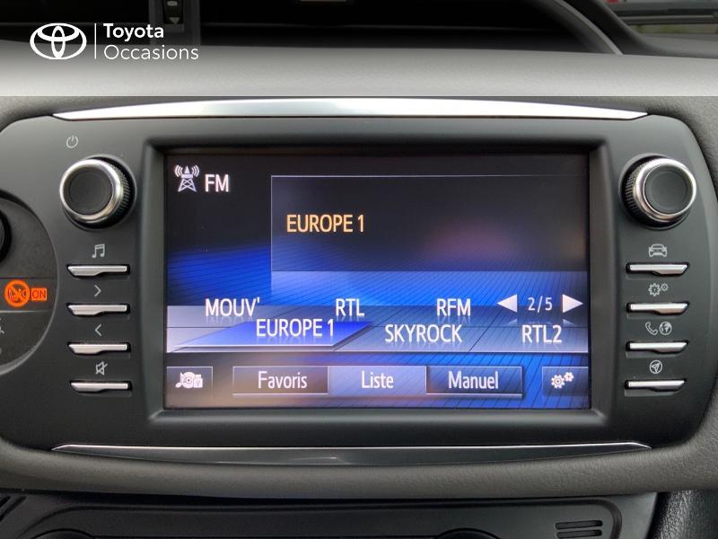 Photo 15 de l'offre de TOYOTA Yaris 100h France 5p à 11990€ chez Altis - Toyota Auray