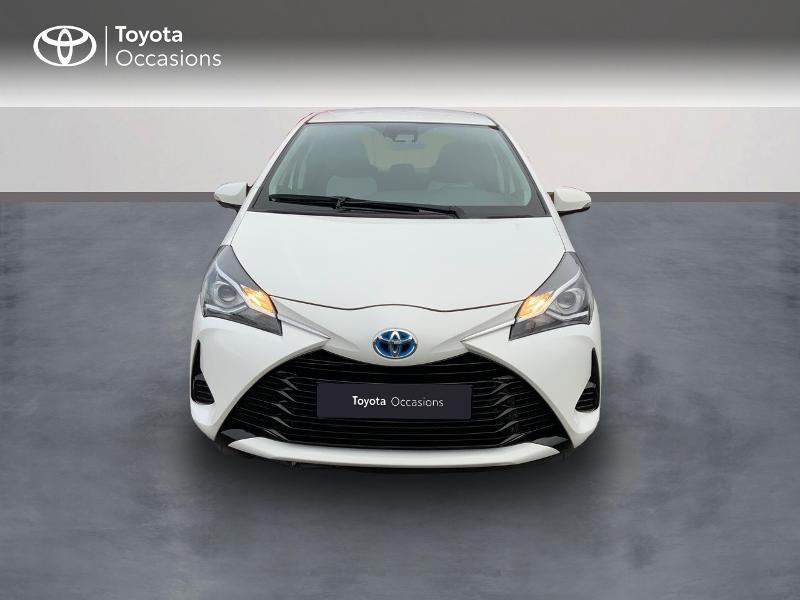 Photo 5 de l'offre de TOYOTA Yaris 100h France 5p à 11990€ chez Altis - Toyota Auray