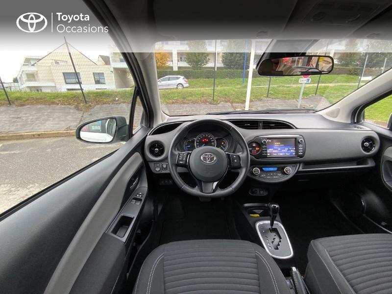 Photo 9 de l'offre de TOYOTA Yaris 100h France 5p à 11990€ chez Altis - Toyota Auray