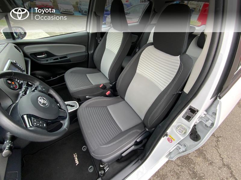 Photo 11 de l'offre de TOYOTA Yaris 100h France 5p à 11990€ chez Altis - Toyota Auray