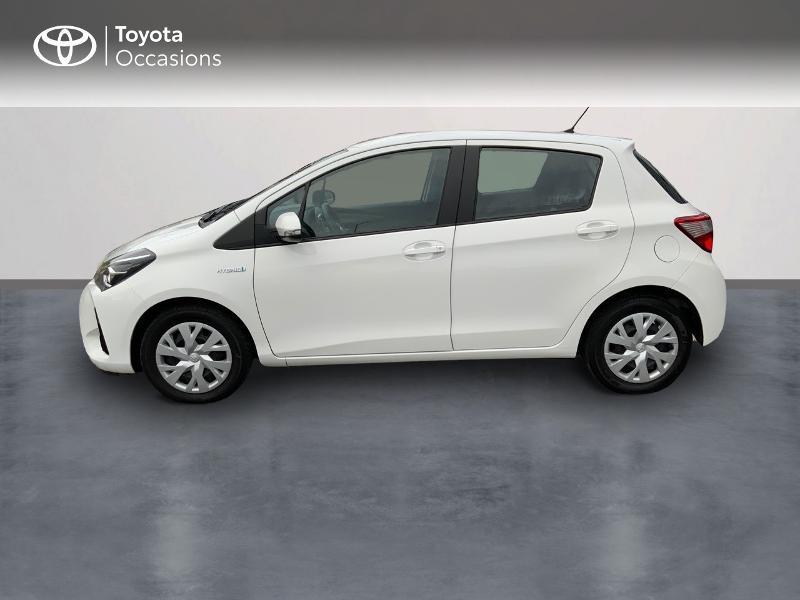 Photo 3 de l'offre de TOYOTA Yaris 100h France 5p à 11990€ chez Altis - Toyota Auray