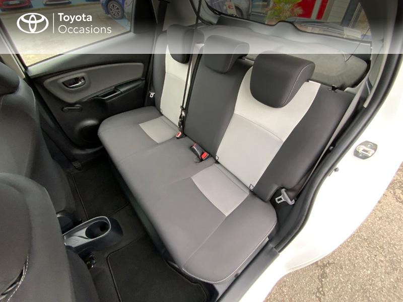 Photo 12 de l'offre de TOYOTA Yaris 100h France 5p à 11990€ chez Altis - Toyota Auray