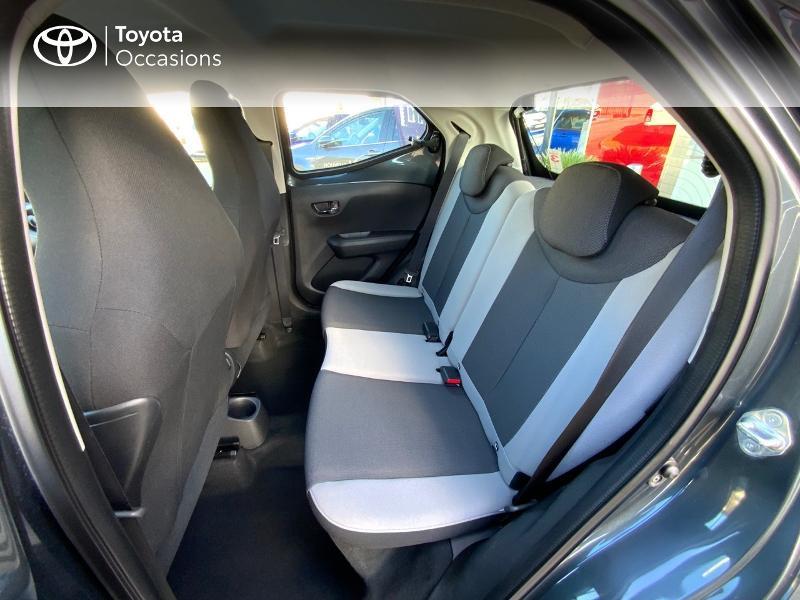 Photo 12 de l'offre de TOYOTA Aygo 1.0 VVT-i 69ch x-play 5p à 8490€ chez Altis - Toyota Auray